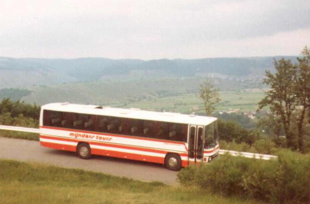 Overname touringcarbedrijf