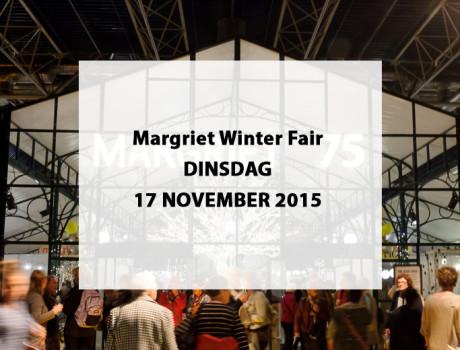 Margriet winter fair te jaarbeurs utrecht dinsdag 17 for Kerstmarkt haarzuilen 2016