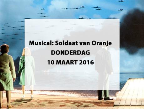 Musical soldaat van oranje te katwijk for Kerstmarkt haarzuilen 2016