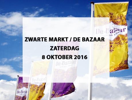 Zwarte Markt / De Bazaar te Beverwijk