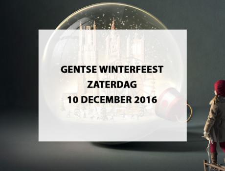 Gentse Winterfeest België