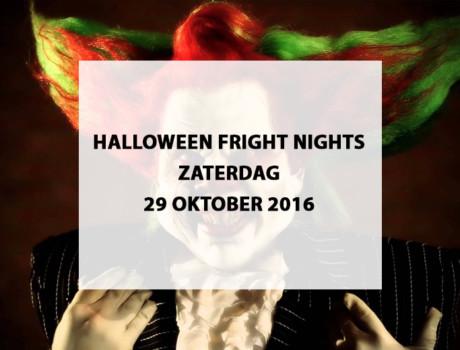 Halloween Fright Nights te Walibi Holland