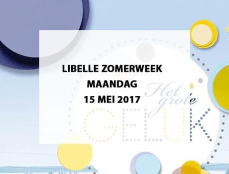 Libelle Zomerweek te Almeerderstrand, maandag 15 mei 2017