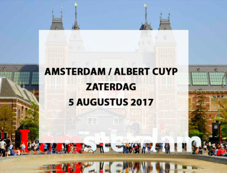 Amsterdam / Albert Cuyp (op eigen gelegenheid)