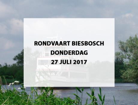 Rondvaart door de Biesbosch (middag)