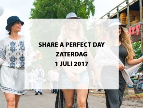 Share a Perfect Day te Hilvarenbeek