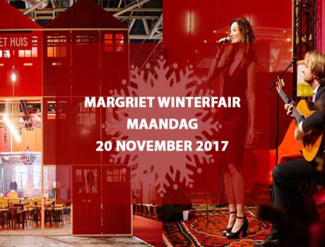 Margriet Winter Fair te Brabanthallen Den Bosch, maandag 20 november 2017