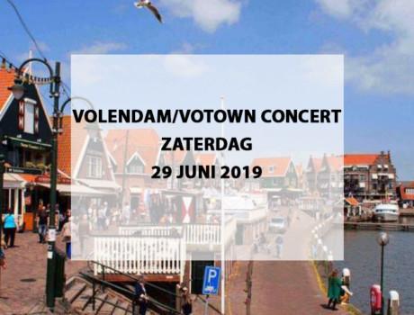 Volendam incl. Votown Concert, zaterdag 29 juni 2019