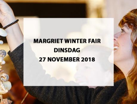 Margriet Winter Fair te Brabanthallen Den Bosch, dinsdag 27 november 2018