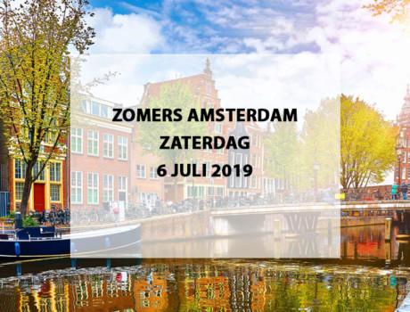 Zomers Amsterdam/Albert Cuijp, zaterdag 6 juli 2019