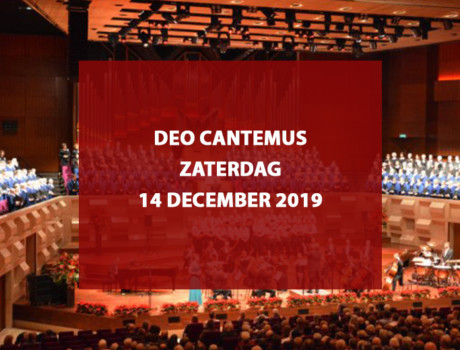 Deo Cantemus, zaterdag 14 december 2019