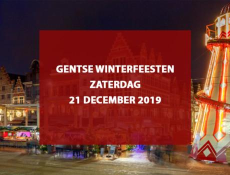 Gentse Winterfeesten, zaterdag 21 december 2019