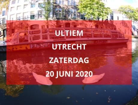 Ultiem Utrecht, zaterdag 20 juni 2020
