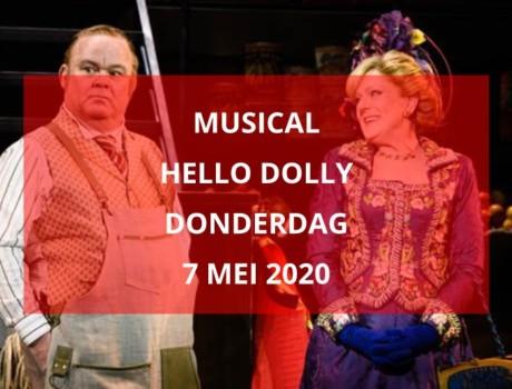 Hello Dolly, donderdag 7 mei 2020